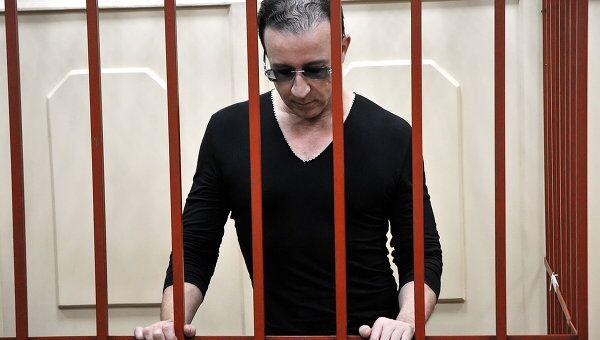 Сотрудник управления К МВД РФ Фарит Темиргалиев, архивное фото