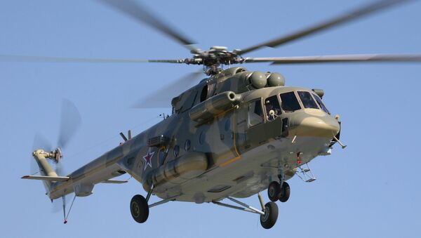 Улан-Удэнский авиационный завод поставил Министерству обороны РФ очередную партию вертолетов Ми-8АМТШ