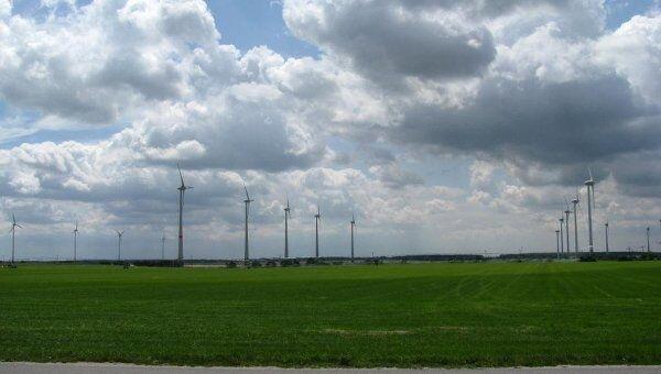 Деревня, существующая на энергии ветра: немецкий эксперимент