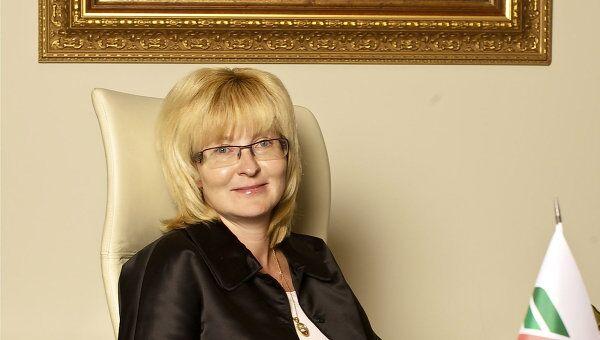 Директор фонда Наше будущее Наталия Зверева