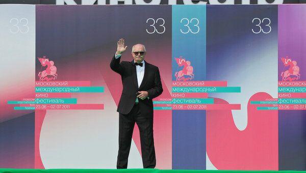 Церемония открытия 33 Московского Международного кинофестиваля. Архив