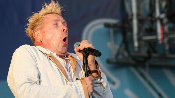 Экс-лидер Sex Pistols Джон Лайдон