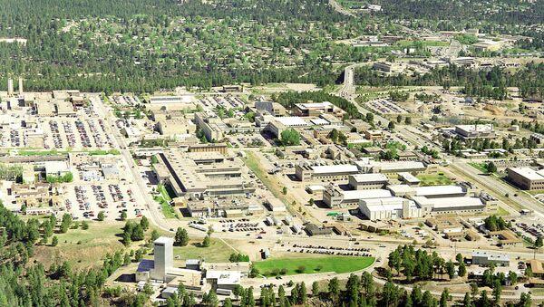 Лос-Аламосская национальная лаборатория (ЛАНЛ). Архивное фото