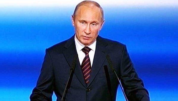 Путин поблагодарил уральцев за множество предложенных проектов для АСИ