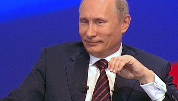 Путин рассказал единороссам, что сделает сразу после президентских выборов