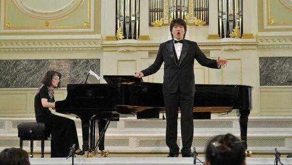 Чжон Мин Парк, победитель XIV Международного конкурса им. Чайковского по специальности Сольное пение