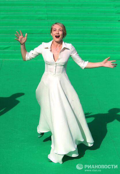 Церемония закрытия 33-го Международного Московского Кинофестиваля