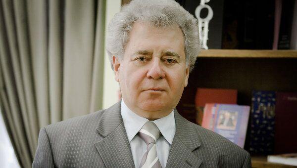 Ректор Российского государственного гуманитарного университета (РГГУ) Ефим Пивовар.