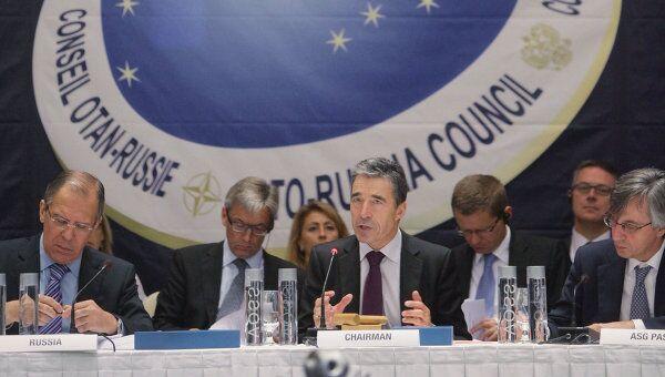 Выездное заседание Совета Россия–НАТО в Сочи