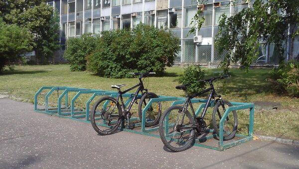 Велопарковки Зеленограда
