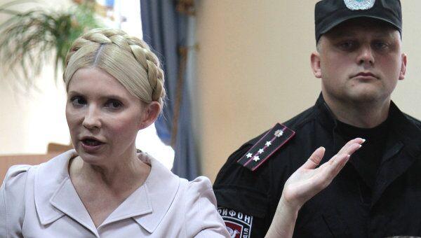 Печерский суд продолжает рассмотрение уголовного дела, возбужденного в отношении Ю.Тимощенко. Архив