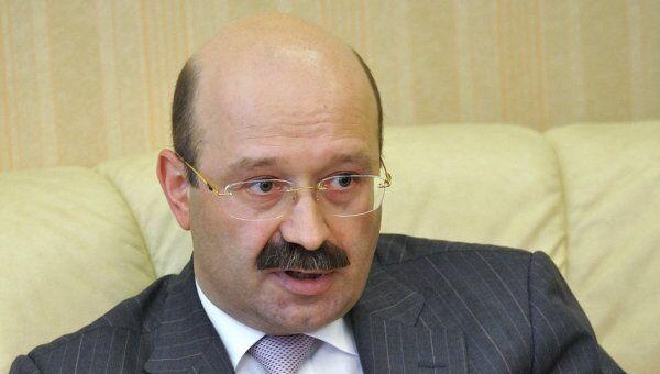 Президент, председатель правления банка ВТБ 24 Михаил Задорнов. Архив