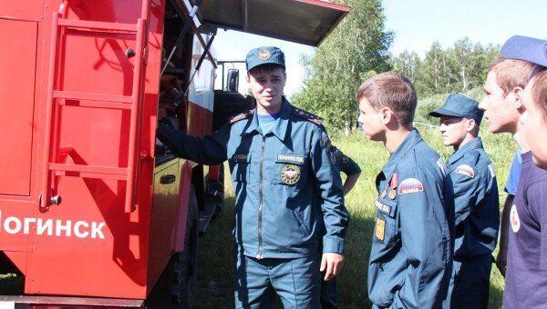 Более 1,5 тыс добровольцев помогут спасателям бороться с пожарами в Подмосковье – МЧС