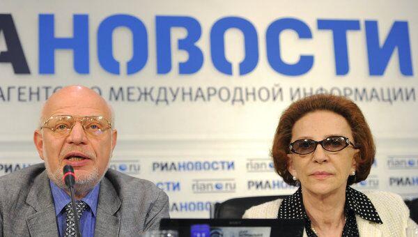 Пресс-конференция на тему: Дело Магнитского: случай и система