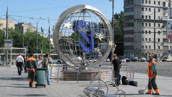 велопарковка Европейский