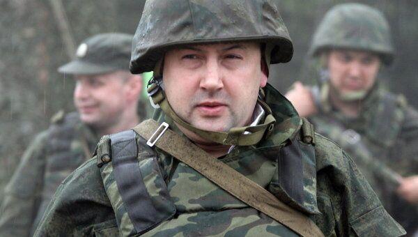 Генерал-лейтенант Сергей Суровикин. Архивное фото