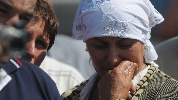 Операция на месте крушения теплохода Булгария на Волге
