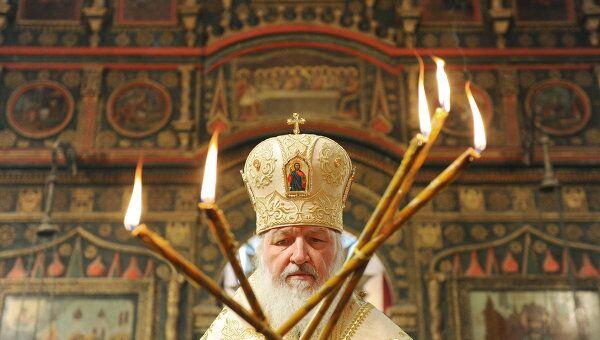 Торжественное богослужение в честь 450-летия Покровского собора