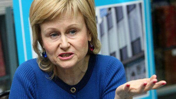 Писательница Дарья Донцова. Архив