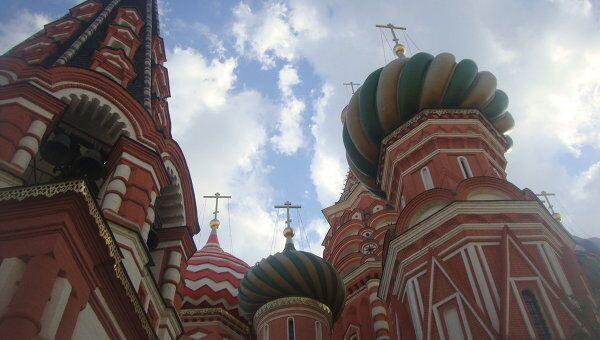 Собор Василия Блаженного отмечает юбилей