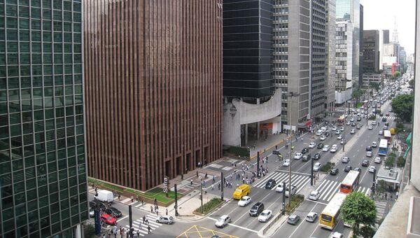 Сан-Паулу. Архивное фото