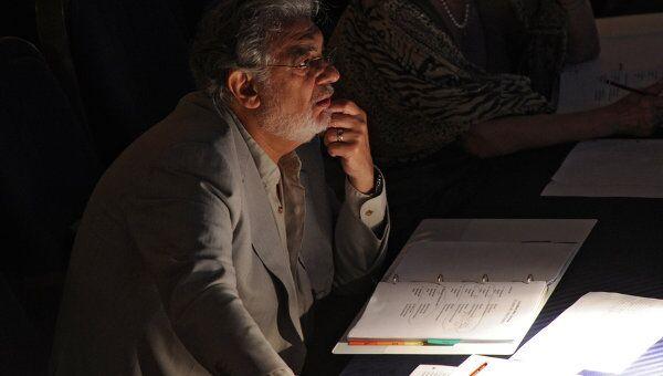 Испанский оперный певец, учредитель международного конкурса оперного искусства Operalia Пласидо Доминго