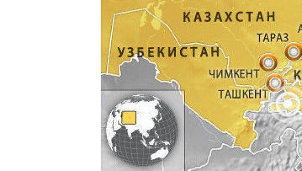 Землетрясение в Казахстане, Киргизии и Узбекистане