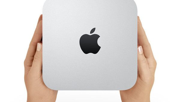 Новый Apple Mac mini, архивное фото