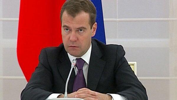 Медведев разъяснил причины вывода чиновников из госкомпаний
