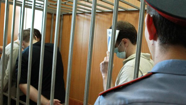 Заседание суда по делу о хищении денег из Пенсионного фонда РФ