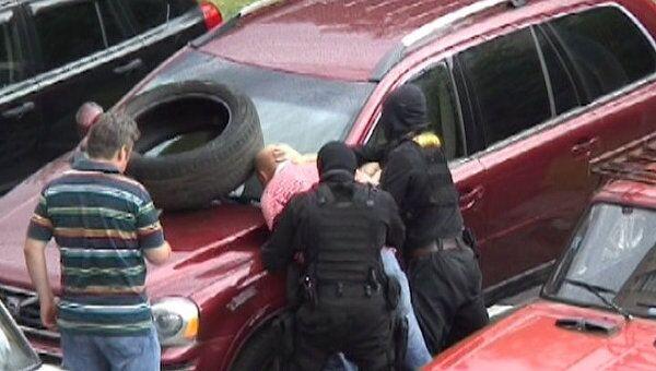 Задержание сотрудника ПФР, подозреваемого в педофилии