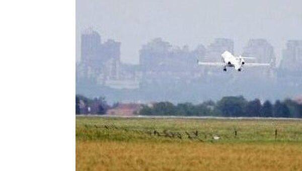 Самолет с экс-лидером хорватских сербов Гораном Хаджичем вылетел в Гаагу
