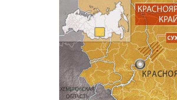 Нападение на детей в лагере под Красноярском