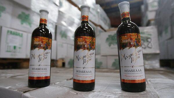 Роспотребнадзор забраковал более 1,2 млн литров молдавского вина