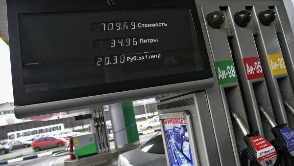 Если оптовые цены продолжат расти, то цены на АЗС вырастут через 2-3 недели