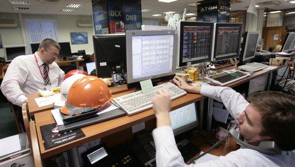 Фондовый рынок РФ к середине среды демонстрирует умеренный рост