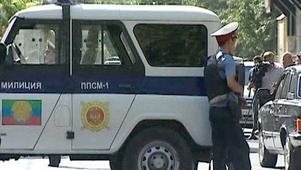 Следователи работают на месте убийства главы пресс-службы президента Дагестана