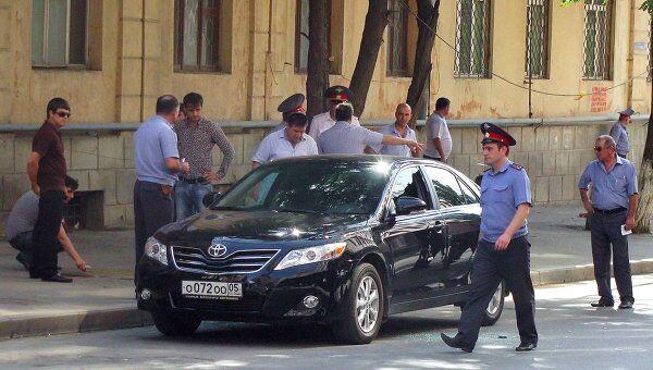 Убиты глава пресс-службы президента Дагестана Гарун Курбанов и его водитель