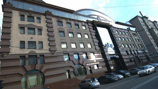 Центральный офис  Внешторгбанка