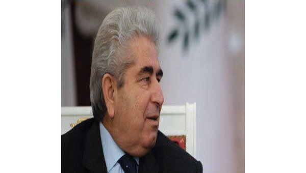 Президент Кипра Димитрис Христофиас. Архив