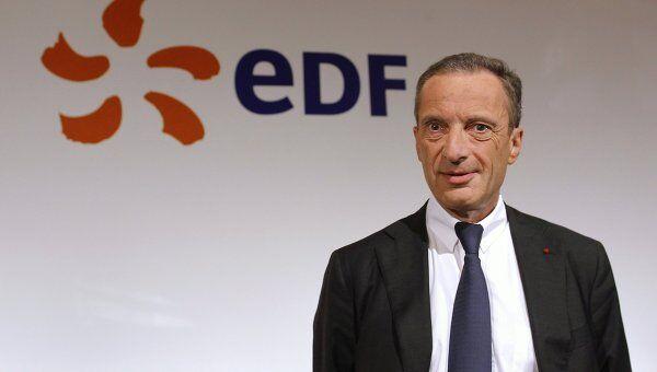 Директор компании EdF Анри Прольо. Архив