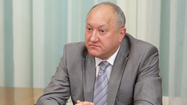 Губернатор Камчатского края Владимир Илюхин. Архив