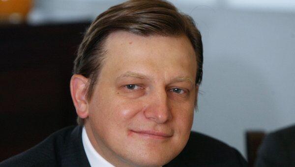 Главный управляющий директор VTB Bank Europe Герберт Моос. Архив