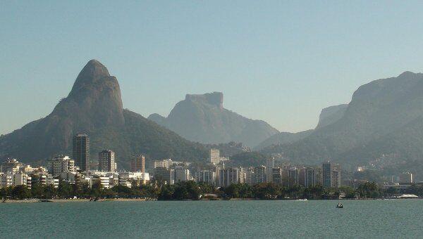 Виды Рио-де-Жанейро