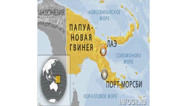 Землетрясение магнитудой 6,2 произошло на востоке Индонезии