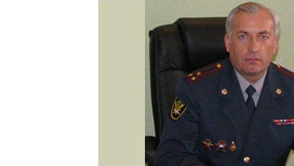 Начальник УФСИН России по Хабаровскому краю Владимир Конецких