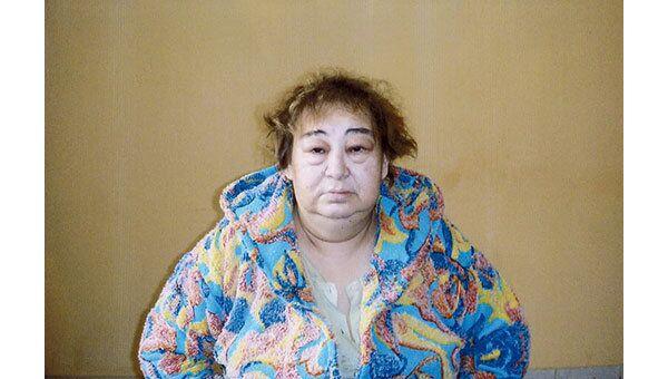 Вера Трифонова, архивное фото
