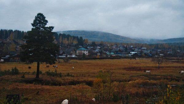 Уральский поселок Сагра, где произошла массовая драка