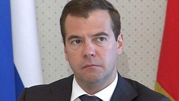 Медведев определил фронт работ для инвестиционных уполномоченных