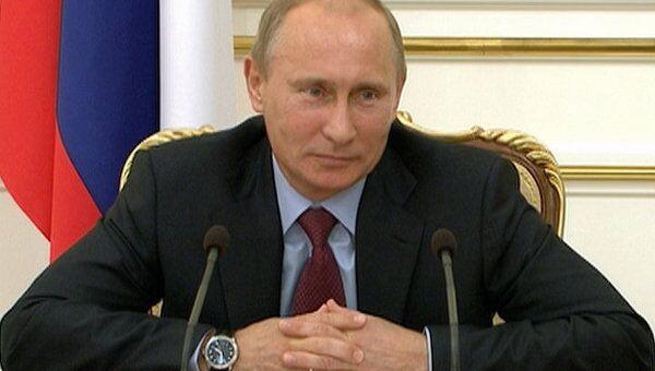 Путин поручил сделать здание дома правительства доступным для инвалидов